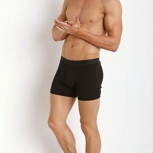 Men's 2(x)ist underwear boxer trunks x3